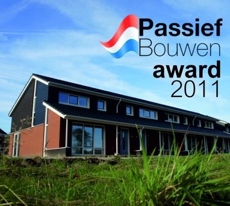 passief bouwen award 2011
